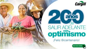 200 años de salir adelante con optimismo